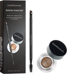 bareMinerals Brow Master Brow Gel Brush Duo