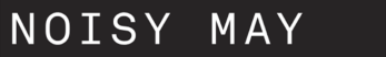 Noisy May logo