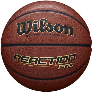 Wilson Reaction Pro Basketball Brown 6