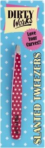 Dirty Works Slanted Tweezers