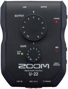 Zoom Lydkort U-22