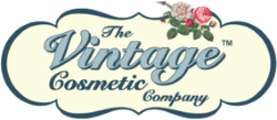 The Vintage Cosmetic Company logo