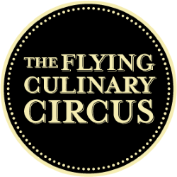 The Flying Culinary Circus logo