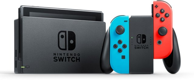 Nintendo Switch 2019