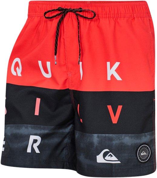 Quiksilver Word Block Volley 17