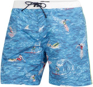 Scotch & Soda All-over Printed Swimshort