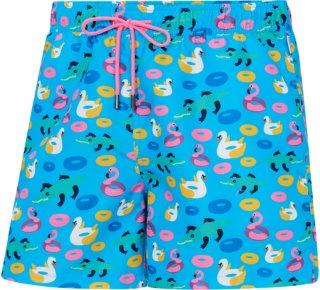 Happy Socks Pool Party Swim Shorts