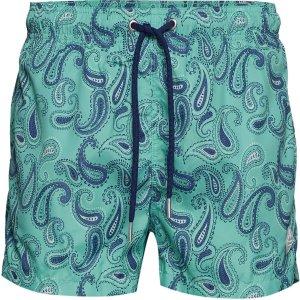 Gant Paisley Short Fit Swim Shorts