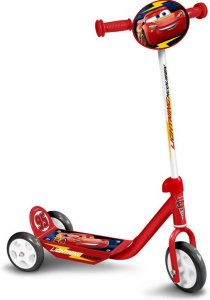 Disney Cars Sparkesykkel 3 Hjul