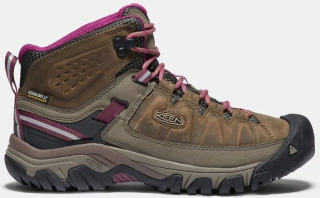 Keen Footwear Targhee III Mid (Dame)