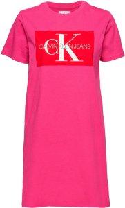 Calvin Klein Jeans Iconic Monogram Box Dress