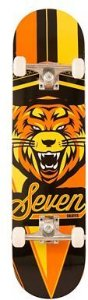 Seven College Tiger