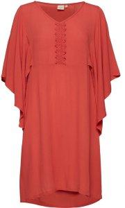 Cream Allie Dress