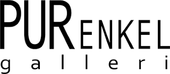 PurEnkel Galleri logo