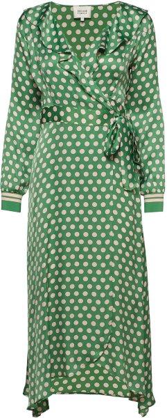 Second Female Spotty Wrap Dress