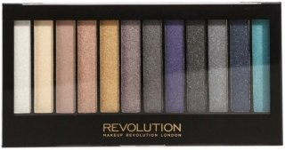 Makeup Revolution Redemption Palette Essential Day To Night