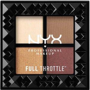 NYX Full Throttle Eye Shadow Palette
