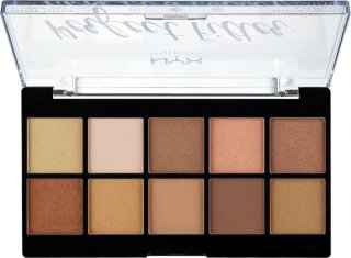 NYX Prefect Filter Shadow Palette