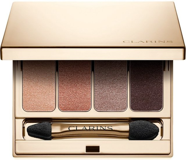 Clarins 4-Colour Eye Shadow Palette