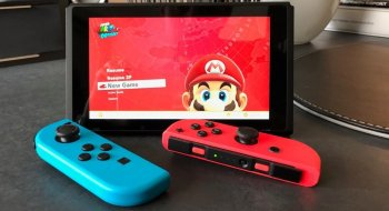 Oppdatert: – Nintendo avkrefter ny Switch