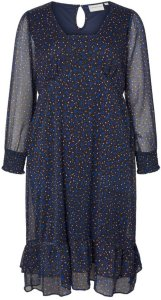 Junarose Printed Midi Dress
