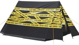 Easy Camp Crime Scene Telt
