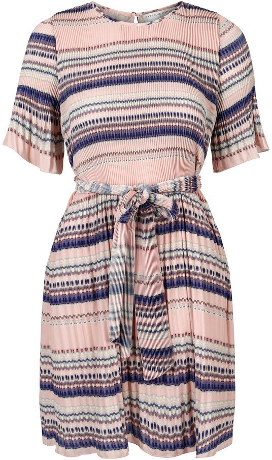 Cathrine Hammel Short SS Miami Dress