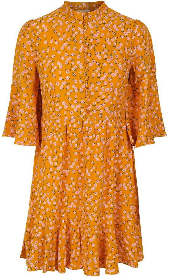 byTiMo Vintage Drape Mini Dress