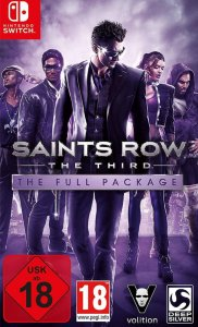 Saints Row: The Third - The Full Package til Switch