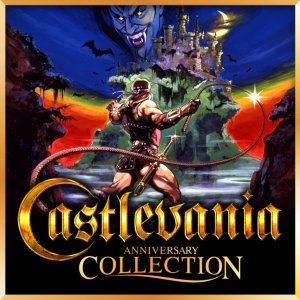 Castlevania Anniversary Collection til Switch