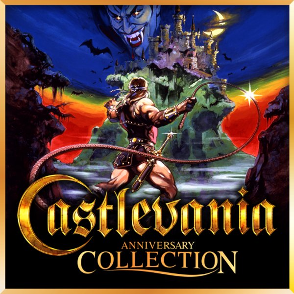 Konami Castlevania Anniversary Collection