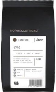 Friele Espresso 1799 hele bønner 500g