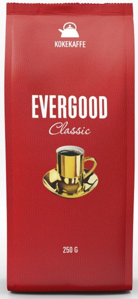 Evergood Classic kokmalt 250g