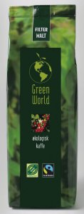Evergood Green World filtermalt 250g