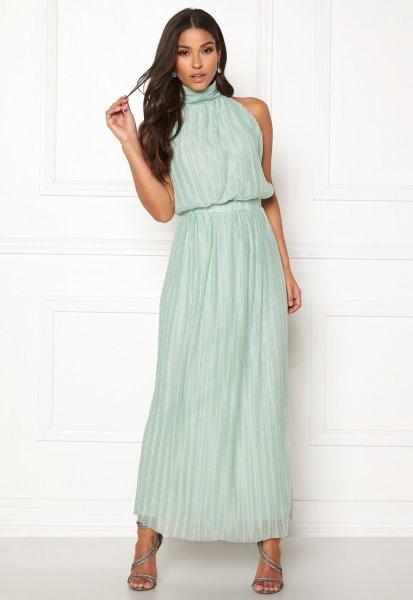 Vila Tippy Maxi Dress