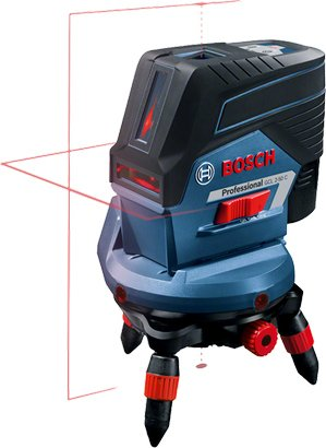 Bosch GCL 2-50 C (uten batteri)