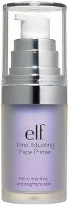 e.l.f. Tone Adjusting Face Primer Lavender