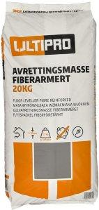 Ultipro Fiberarmert Avrettingsmasse 20kg