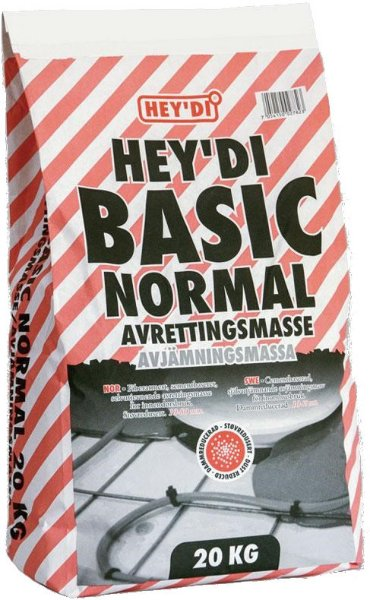 Hey'di Basic Normal 20kg