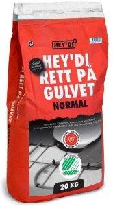 Hey'di Rett På Gulvet Normal 20kg
