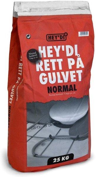 Hey'di Rett På Gulvet Normal 25kg