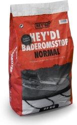 Hey'di Baderomsstøp Normal 25kg