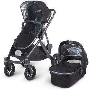 UPPAbaby Vista Stroller m/liggedel (2018)