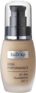 Isadora High Performance All-Day Foundation SPF 12