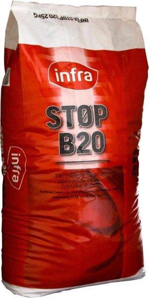 Infra Støp B20 25kg