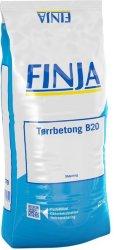 Finja Tørrbetong B20 25kg