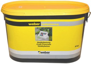 Weber Saint-Gobain Hobbybetong 4kg