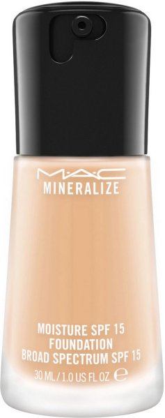 Mac Cosmetics Mineralize Moisture SPF 15 Foundation