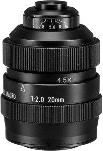 Mitakon 20mm f/2 4.5x Super Macro for Fujifilm X