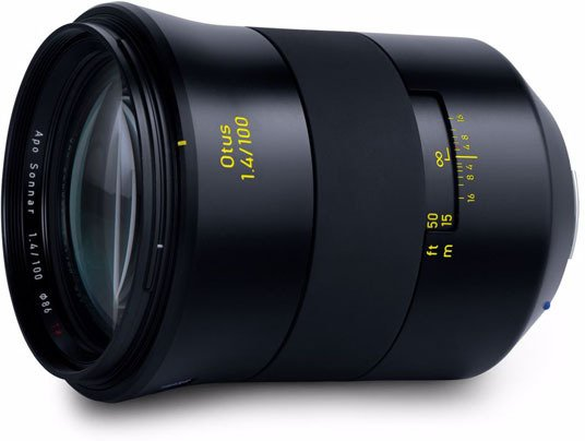 Zeiss Otus 100mm f/1.4 for Canon